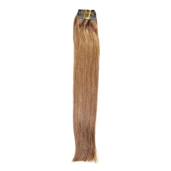 Chesnut Brown 6 Clip In Extensions