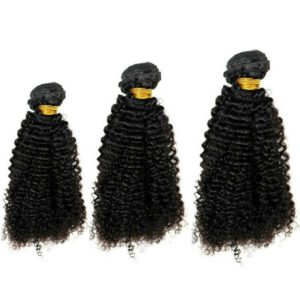Brazilian Afro Kinky Hair Extensions Bundle Deal