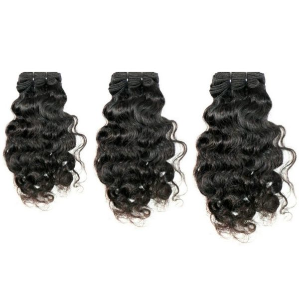Indian curly Hair Extensions Bundle Deals